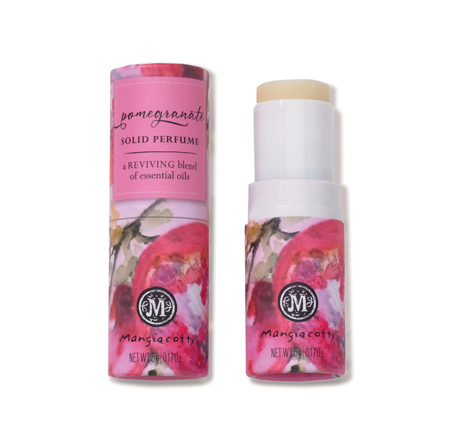 Mangiacotti Solid Essential Oil Perfume in Bees Wax