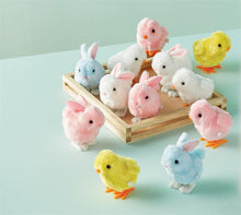 Load image into Gallery viewer, Wind Up Bunny and Chick