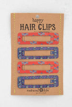 Load image into Gallery viewer, Happy Hair Clips