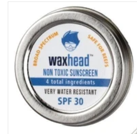 2 oz tin waxhead sunscreen