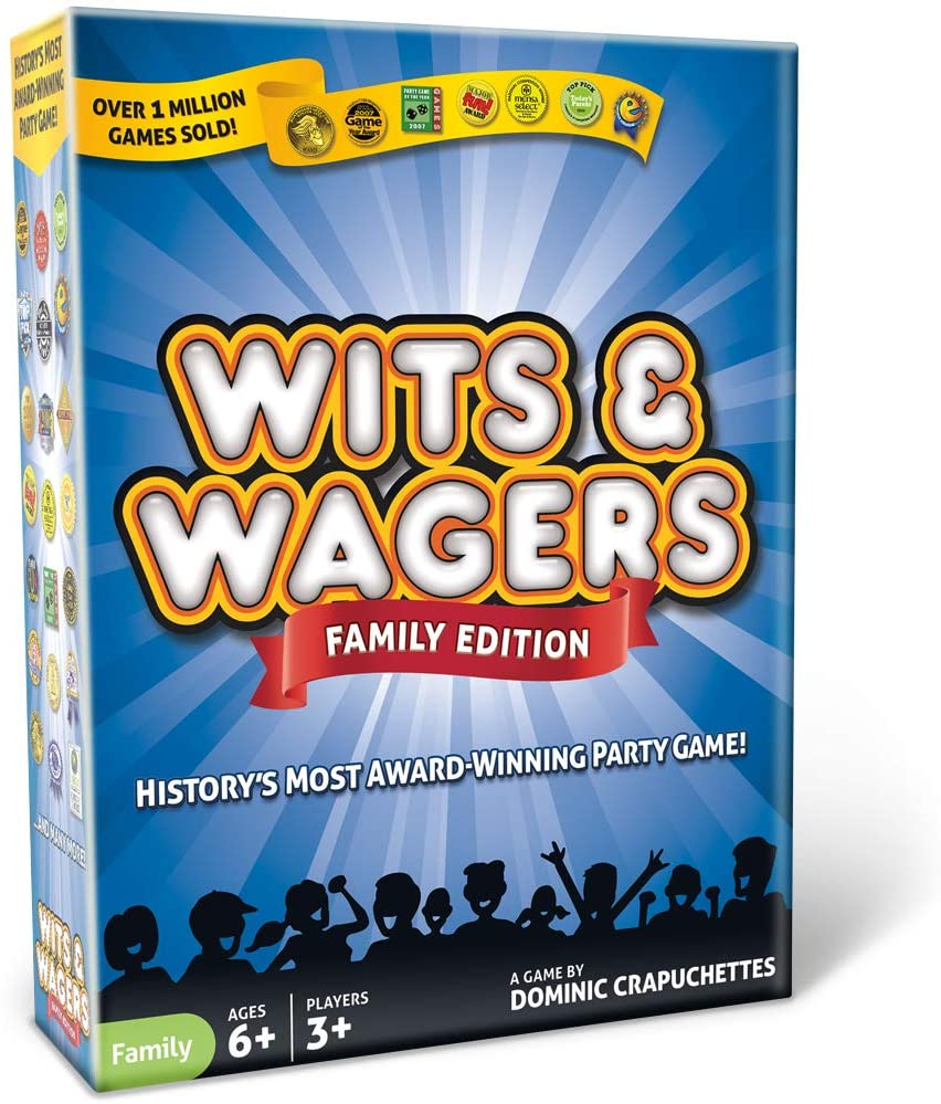 wits and wagers game family edition