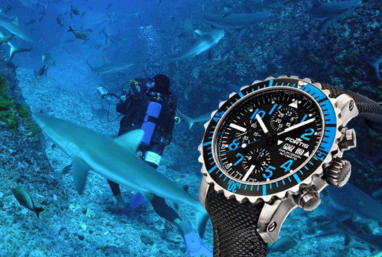 The History of Dive Watches