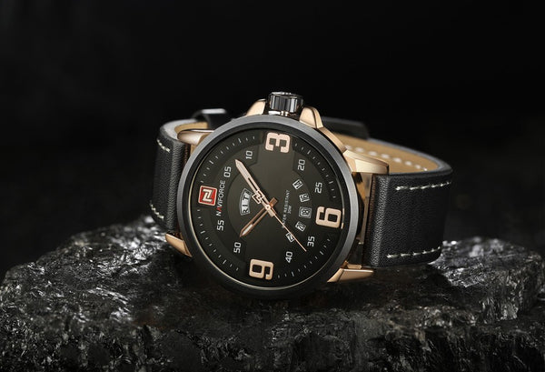 Authentic Men's Military Watch