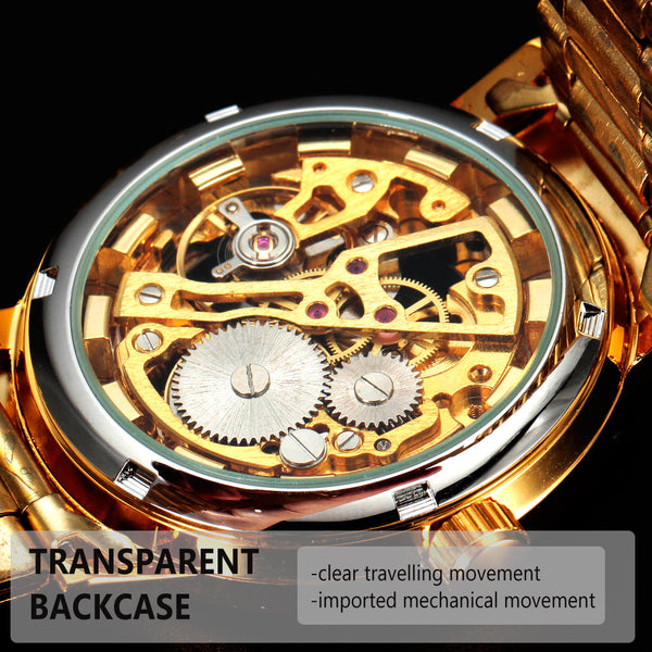 Affordable Men's Mechanical Watch