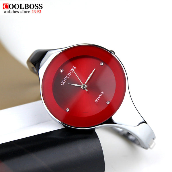 2017 CoolBoss Gorgeous Ladies WATCH