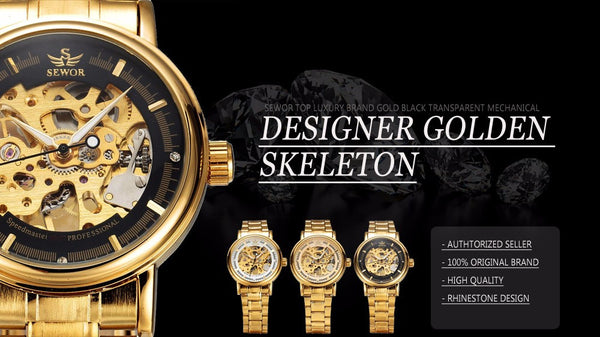 SEWOR 2016 Skeleton Watch