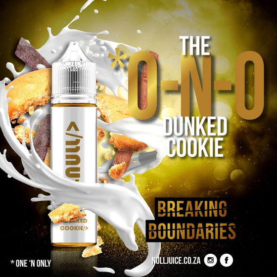 Null Dunked Cookie 2MG (120ml)