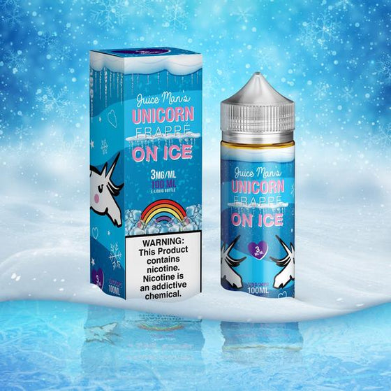 Unicorn Frappe Ice (100ml)