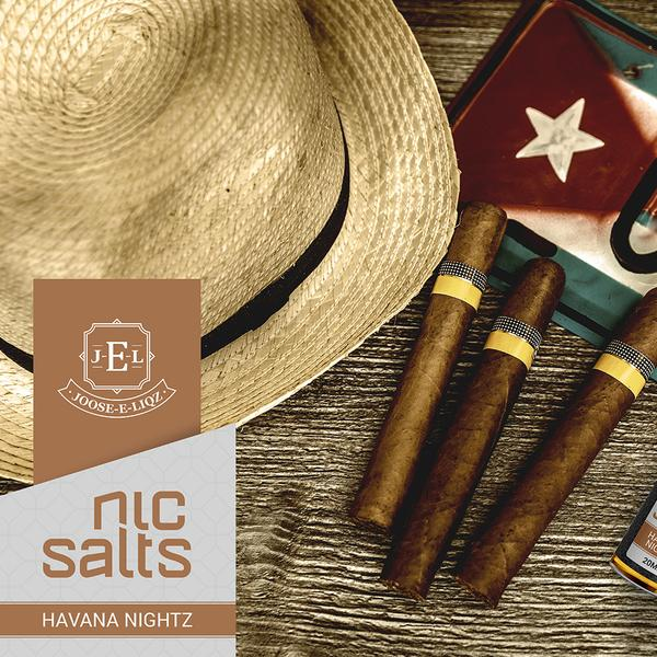 Havana Nights Nic Salts (20ml)