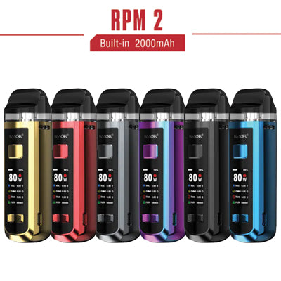 SMOK RPM 2 (Drop Shipped Item 48 Hours or Less)