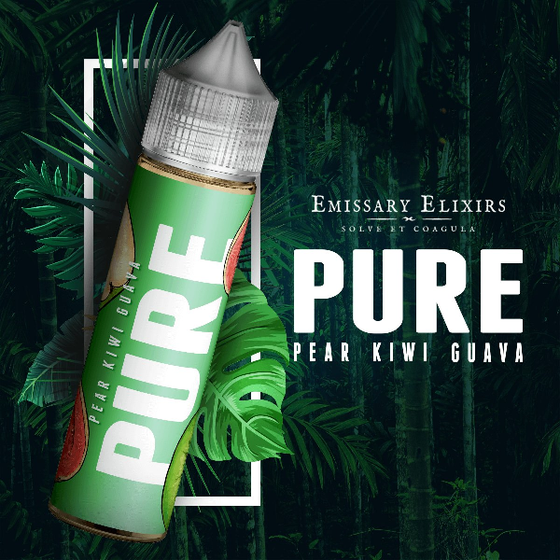 Guava Kiwi Pear By Pure (120ml)