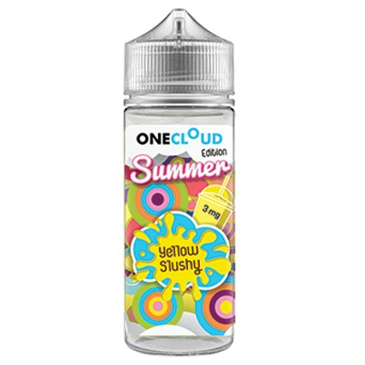 One Cloud Yellow Slushy 3mg (120ml)