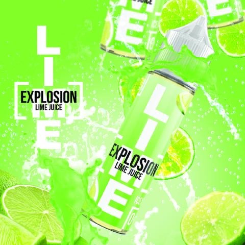 Explosion lime 3mg (120ml)