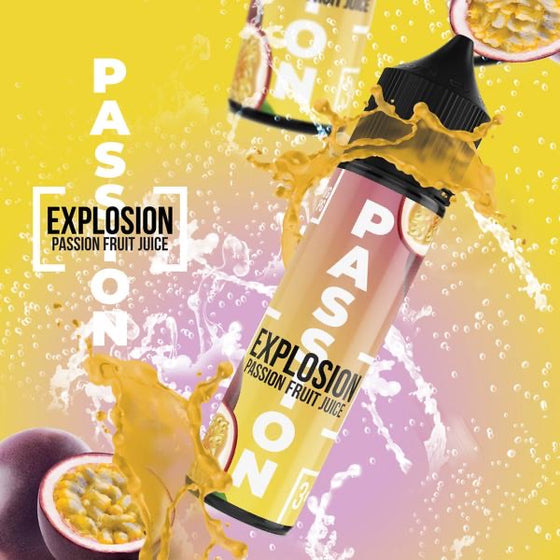 Explosion Passion 3mg (120ml)
