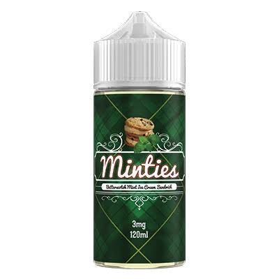 Minties 3mg (100ml)