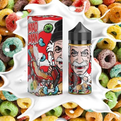 Mad Man Fruit Loops 3MG (100ml)