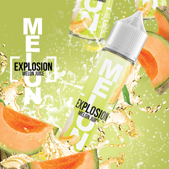 Explosion Melons 3mg (120ml)