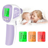 9 Kinds Of Digital Baby Digital Infrared Forehead Thermometer Temperature Meter Instrument Non-contact Body Fever IR Thermometer - Stardust Hut
