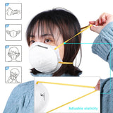 In Stock! 5PCs KN95 Mask Safe Breathable Anti Bad Smell Anti Infection Particulate Respirator Anti-fog PM2.5 Protective Mask - Stardust Hut