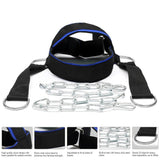 Fitness Padded Head Harness Crossfit Neck Weight Lifting Straps Gym Dumbbell Barbell Body Building Athletic Fitness Equipment - Stardust Hut