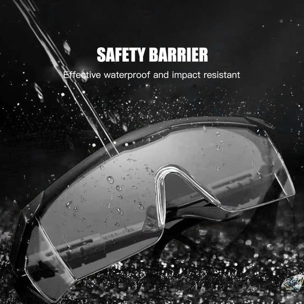 Safety Goggles Anti-Virus Protective eyes anti-fog Protect Clear Vision Anti-splash Goggles - Stardust Hut
