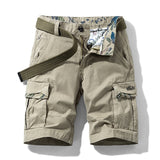 iiDossan Multi Pockets Cargo Shorts Men Summer Loose Work Shorts Man Military  Casual Short Pants Camouflage Hip Hop Shorts - Stardust Hut