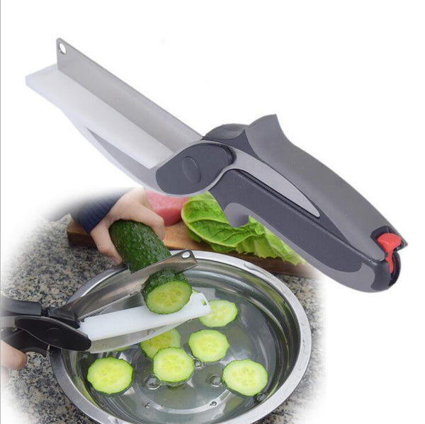 """EasyKnife"" Kitchen Cutter"