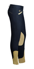 Classic Fit Women's Breeches - Black