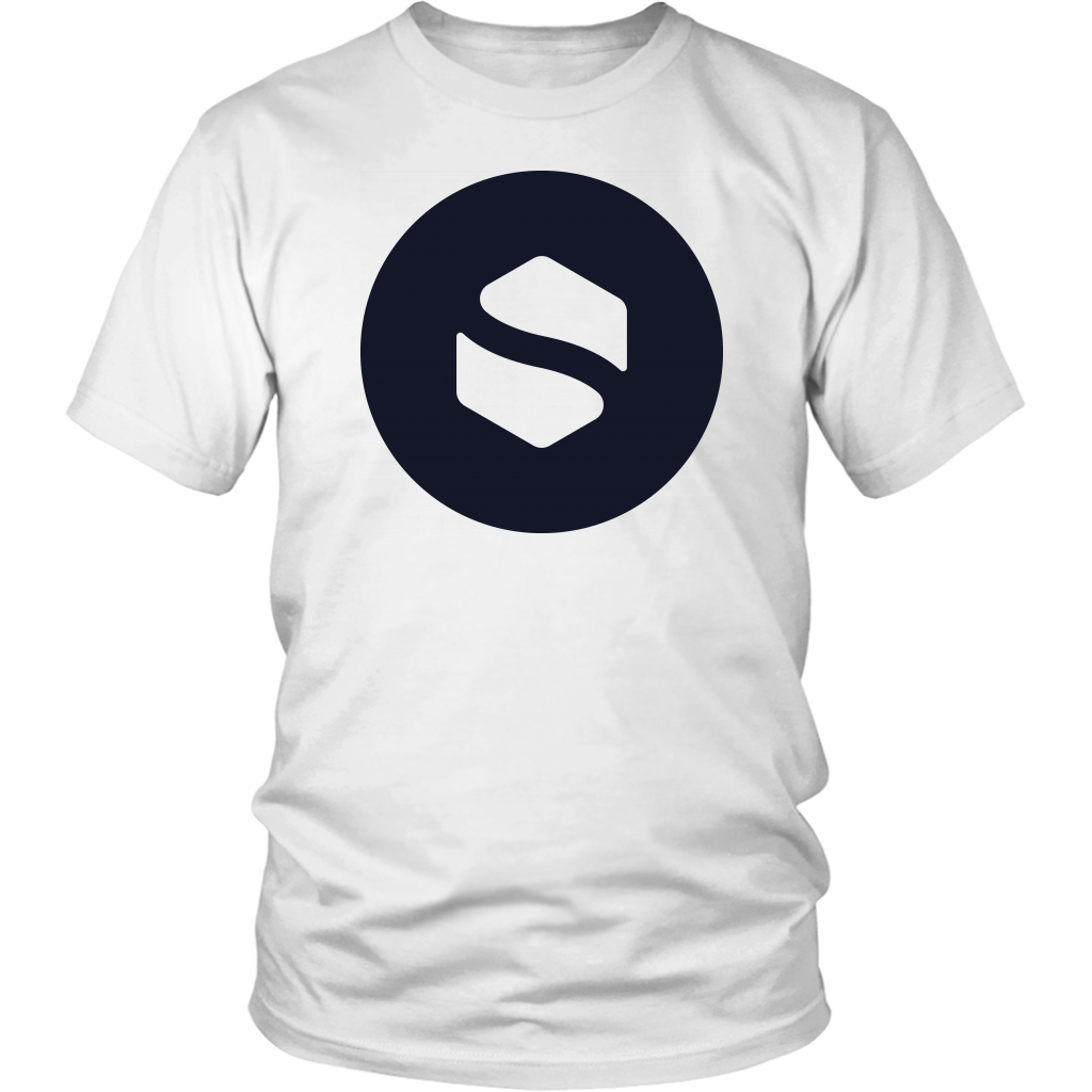 Stakenet T-Shirt - Official XSN (Stakenet) Logo - Shirts to show your support for your favorite cryptocurrency.