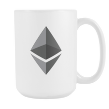 Ethereum Mug - 15oz - Crytocurrency Collector's Mug