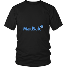 MaidSafe T-Shirt - Official MAID Logo - Shirts to show your support for Bitcoin, Ethereum, MaidSafe, Steem or your favorite Cryptocurrency.