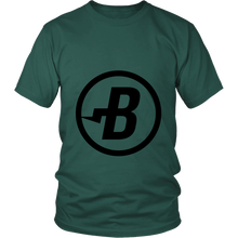 Burstcoin T-Shirt - Official Burst Logo - Shirts to show your support for Burst, Bitcoin, Ether, Steem or your favorite Cryptocurrency.