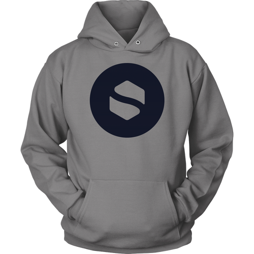 Stakenet Hoodie - Official XSN (Stakenet) Logo - Hoodies to show your support for your favorite cryptocurrency.