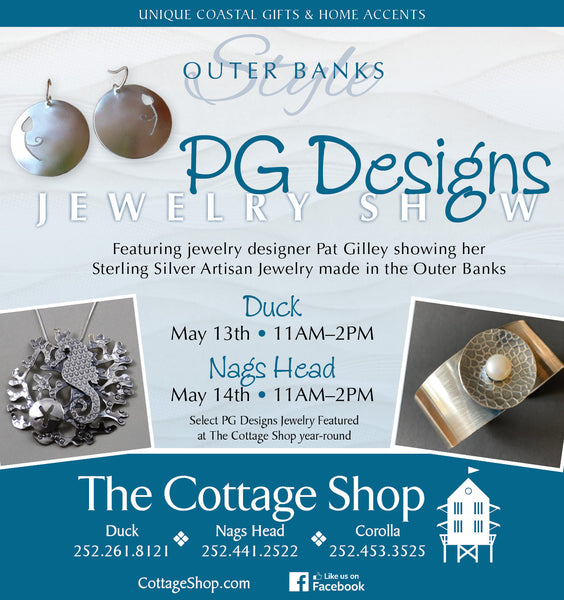 PG Designs Jewelry Show