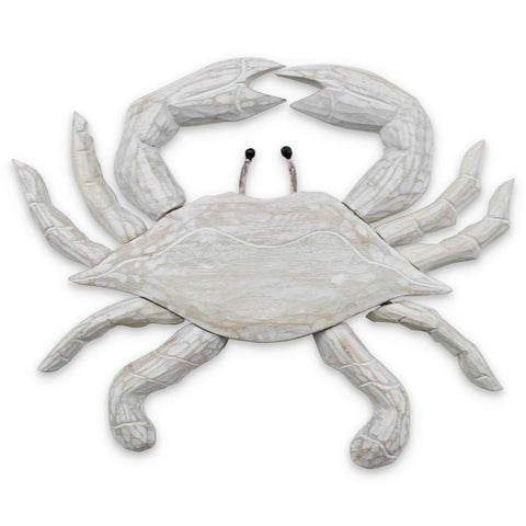 Antique Nautical Crab