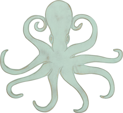 Octopus Wall Decor