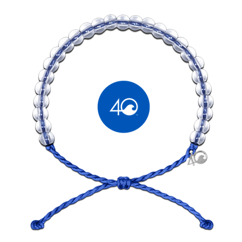 The 4ocean Bracelet - Signature Blue