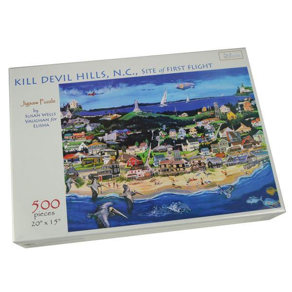 Kill Devil Hills - Jigsaw Puzzle
