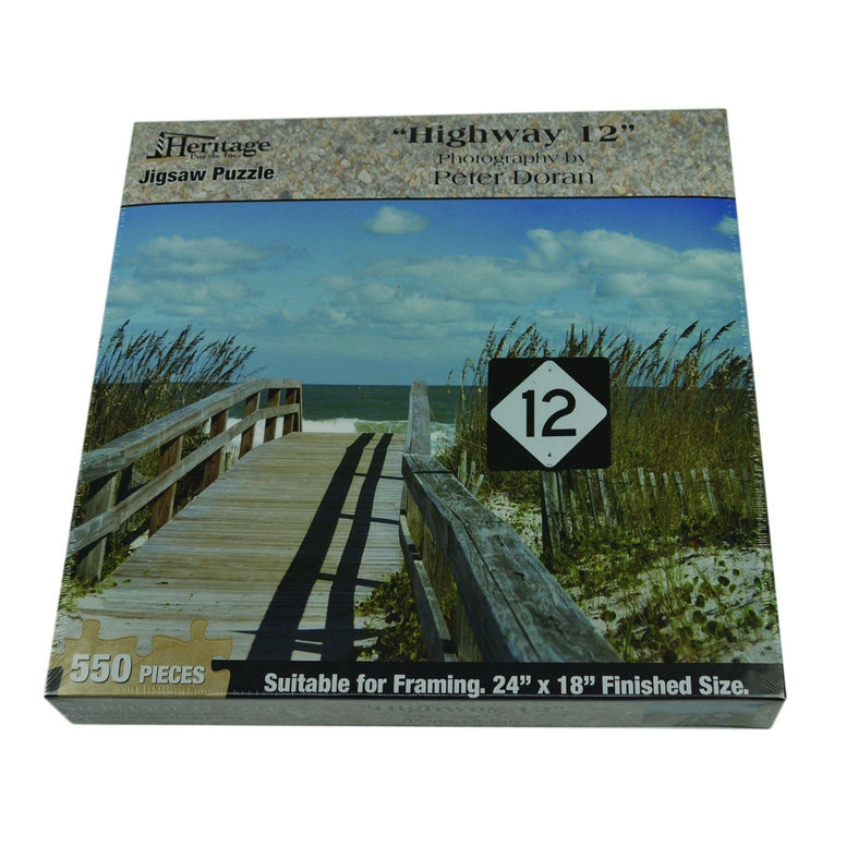Highway 12 - Jigsaw Puzzle