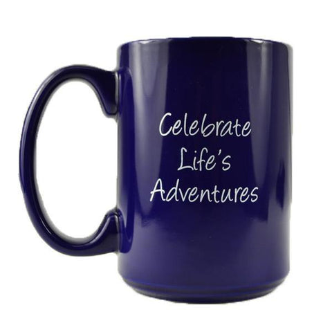 Outer Banks Coffee Mug - Cobalt Blue