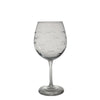 School of Fish Balloon Wine Glass 18oz