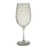 School of Fish Wine Glass 18oz
