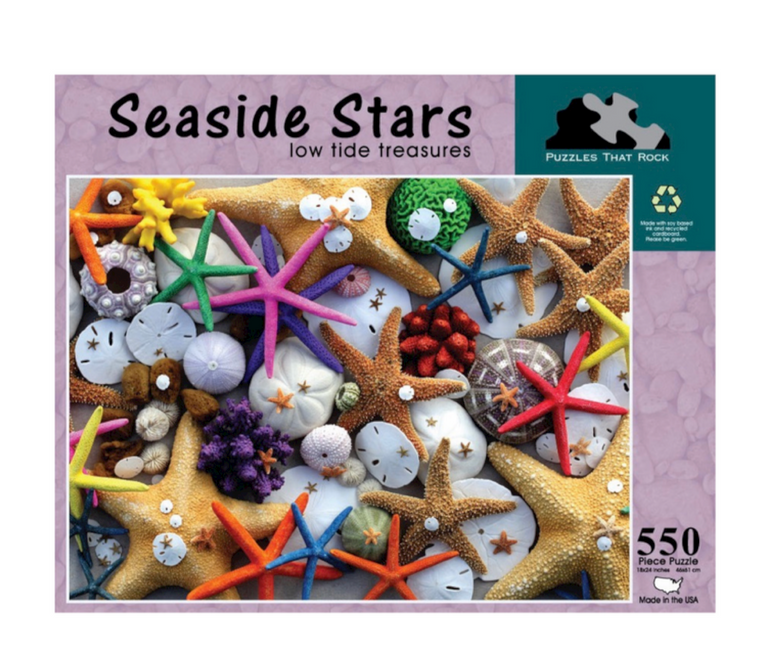 Seaside Stars - Jigsaw Puzzle