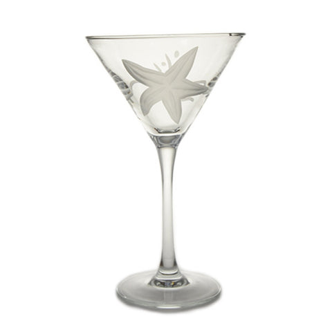 Starfish Martini Glass 10oz