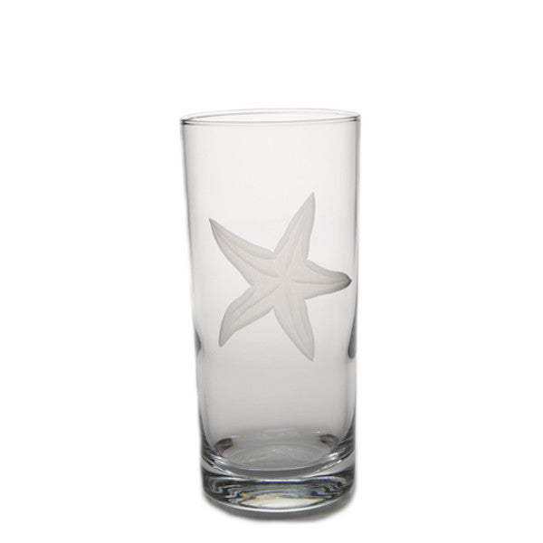 Starfish Cooler Glass 15oz