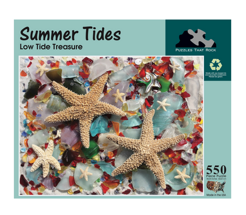 Summer Tides - Jigsaw Puzzle