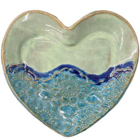 Heart Tray - Cottage Shop
