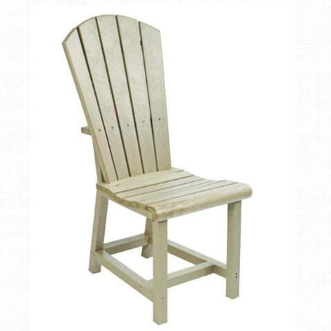 Addy Dining Side Chair, Beige