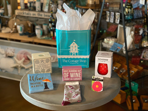Wine Lovers Gift Bag