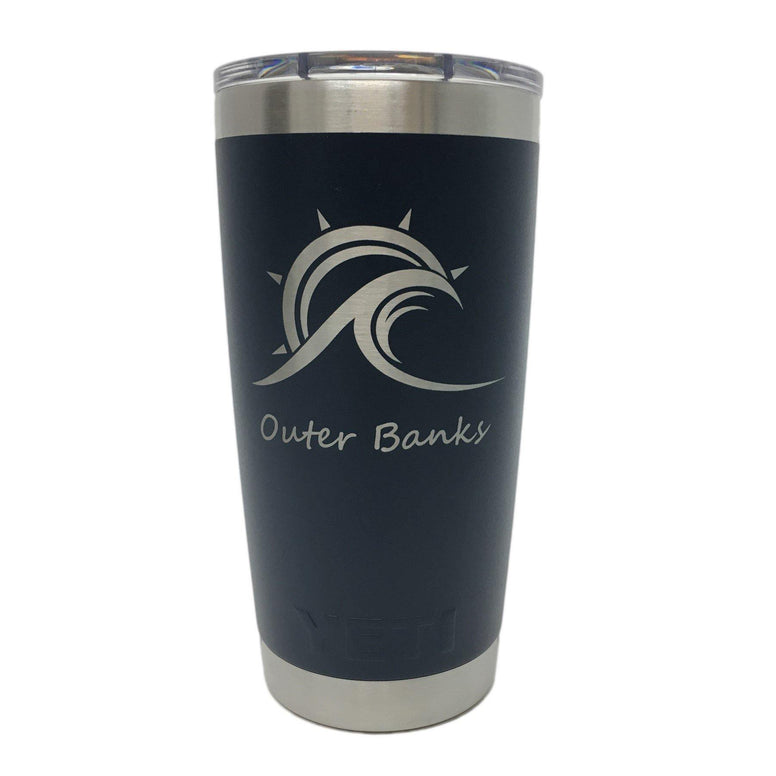 Outer Banks Yeti Tumbler - Navy